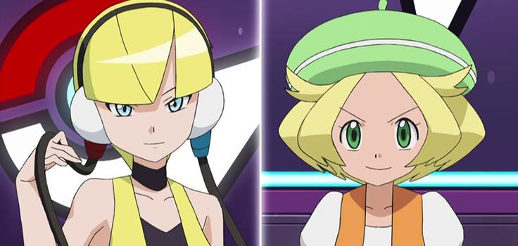 Pokemon black and white season 15 episode 38   List of Pokémon