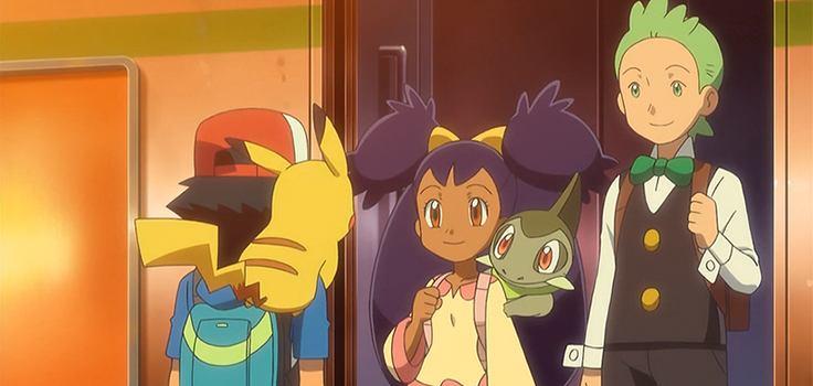 Pokemon black and white episode watch cartoons online