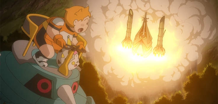 Pokéflix - Sun & Moon: Ultra Adventures Deceiving Appearances!