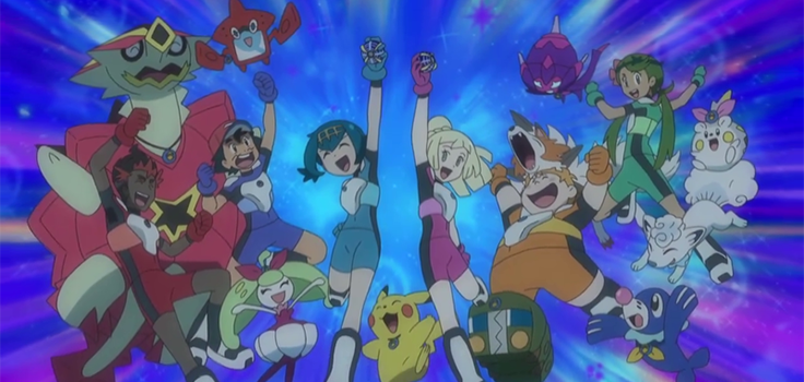 Pokéflix - Sun & Moon: Ultra Adventures Fighting Back the Tears!