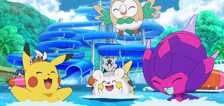 Pokéflix - Sun & Moon: Ultra Adventures Let Sleeping Pokémon