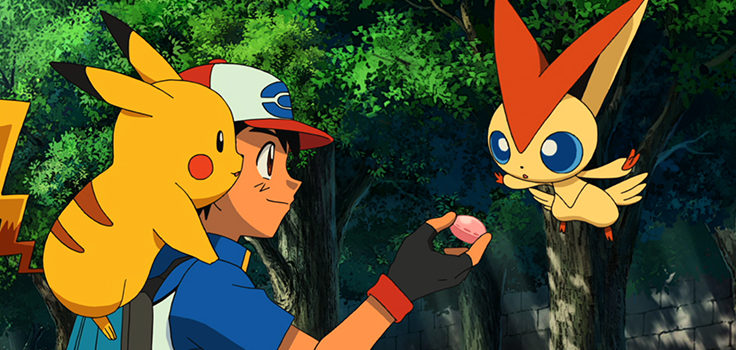Pokeflix Pokemon Movie White Victini And Zekrom