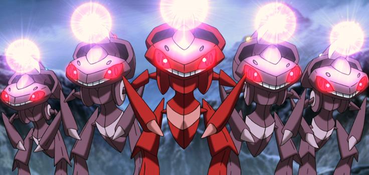 Pokeflix Pokemon Movie Genesect And The Legend Awakened