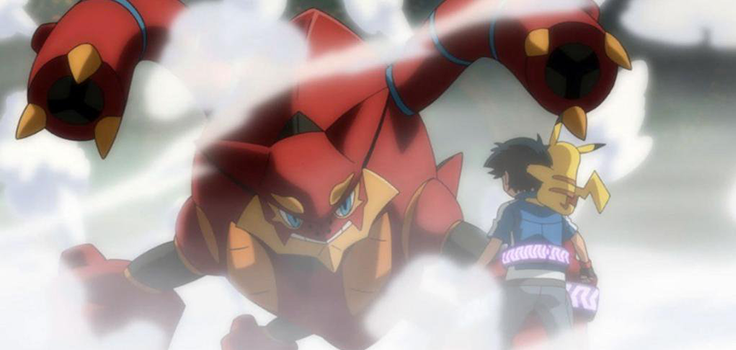 Pokeflix Pokemon Movie Volcanion And The Mechanical Marvel